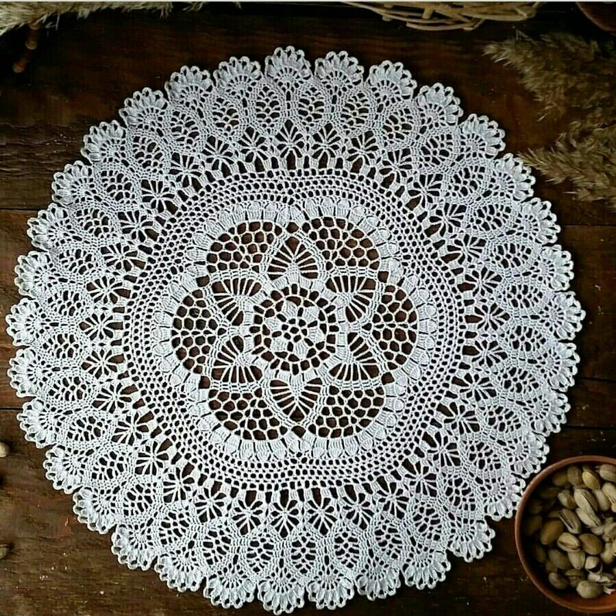 Pin By Tanya Chornoguz On Pinterest Crochet Doily Diagram Patrones 2 Patterns Filet Doilies Mandala Au Towels Centerpieces Tejidos Mesas