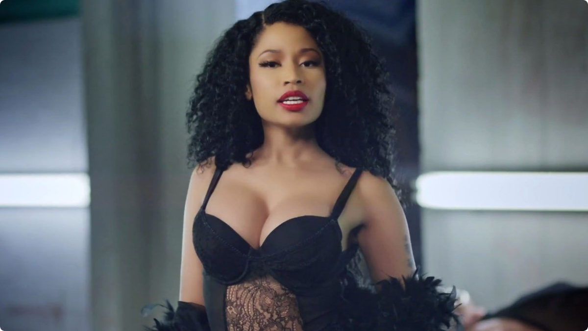 Video Nikki Minaj nude (92 foto and video), Tits, Hot, Boobs, lingerie 2015