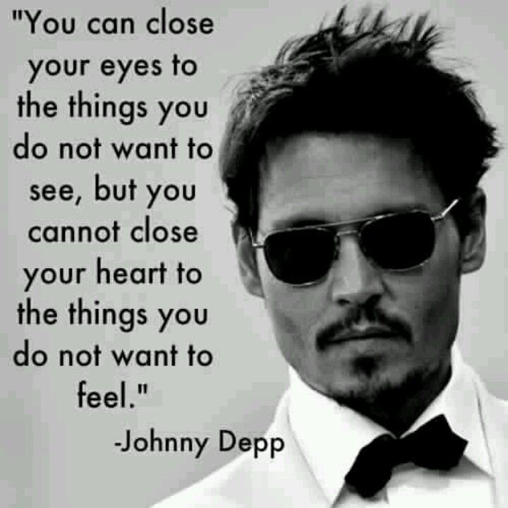 Johnny Depp Quote Citations Film Citations De Celebrites Et