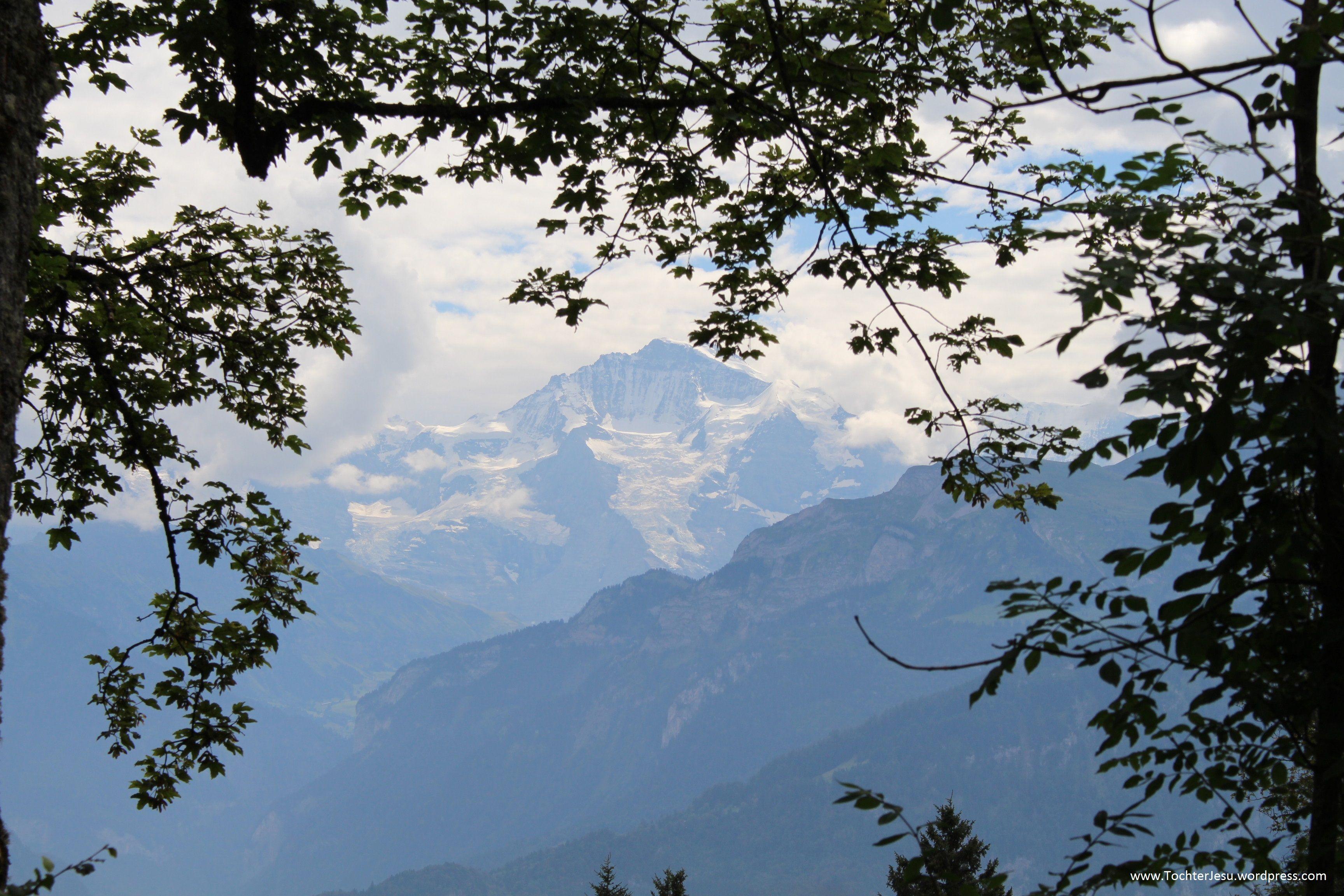 Mein Urlaub in der Schweiz - Tochter Jesu
