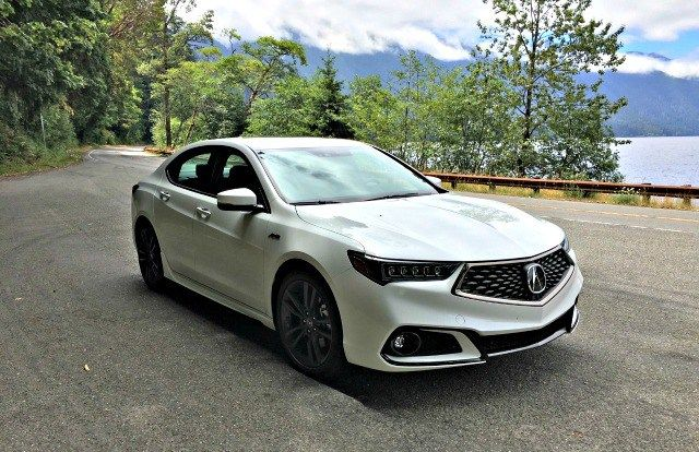 2018 Acura Tlx Improved Sedan Still An Underdog Acura Tlx Acura Ilx Acura Sedan