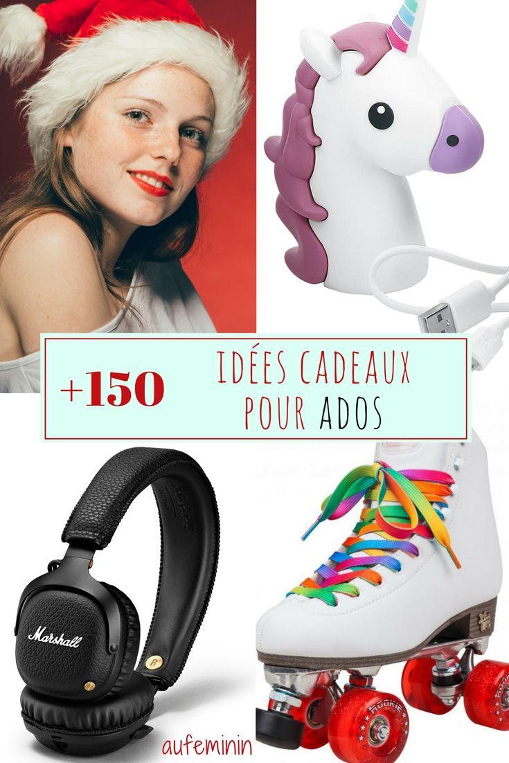 100 Cadeaux Qui Font Kiffer Les Ados Idée Cadeau Anniversaire Ado