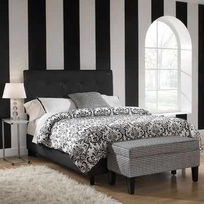 Skyline Furniture Classico Panel Bed | Wayfair