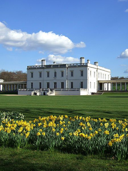 Queen S House Greenwich Unesco World Heritage Site Angleterre
