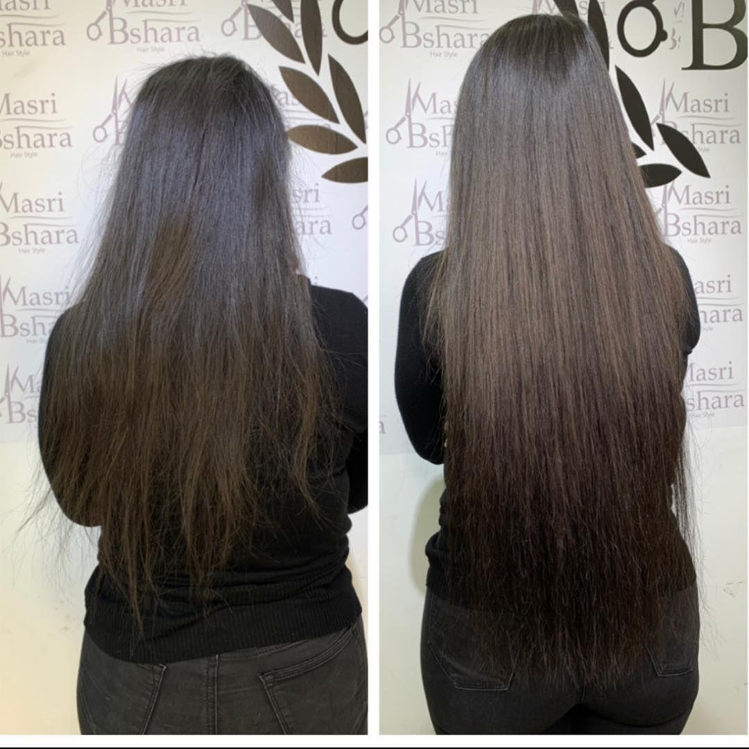 New The 10 Best Hairstyles With Pictures Masri Bshara Hiar Brand Salon تركيب شعر بلكرتين طريقه التركيب الاحسن للشعر بلكرتين ن Hair Styles Hair Beauty