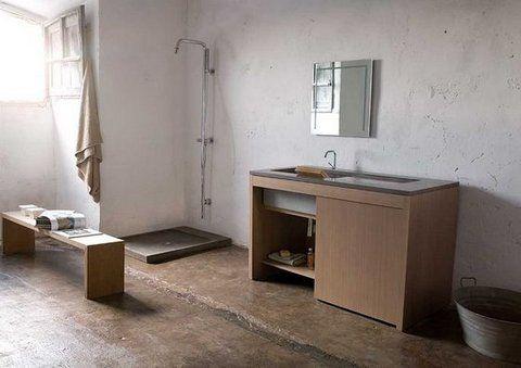Mobili lavatrici ~ Mobile bagno moderno con lavatrice : bagno moderno in muratura