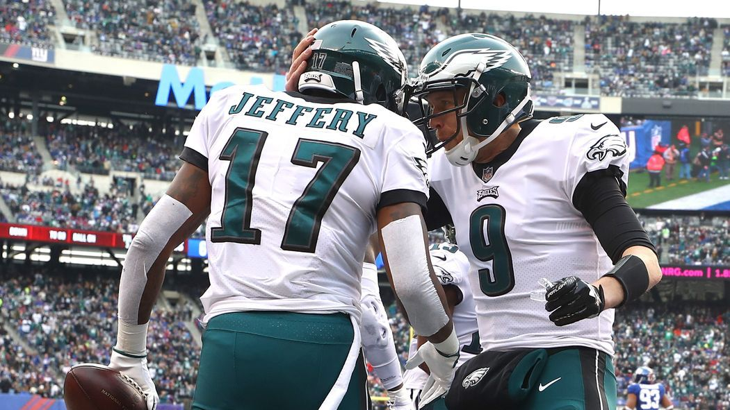 11 things we learned from the Eagles' too close for
