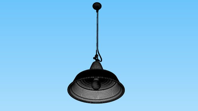 Industrial pendant lamp 3d warehouse
