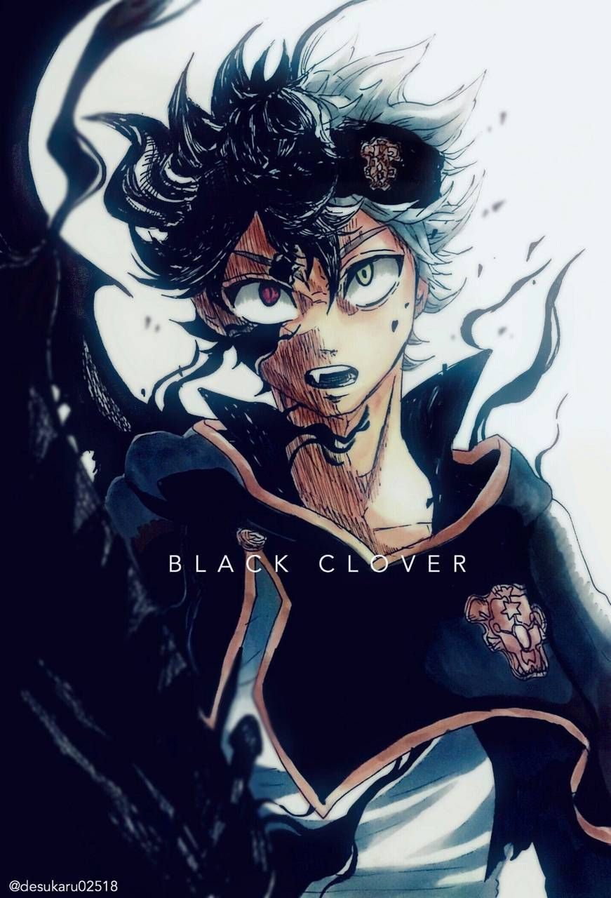 Black Clover IPhone Backgrounds Cool backgrounds in 2020