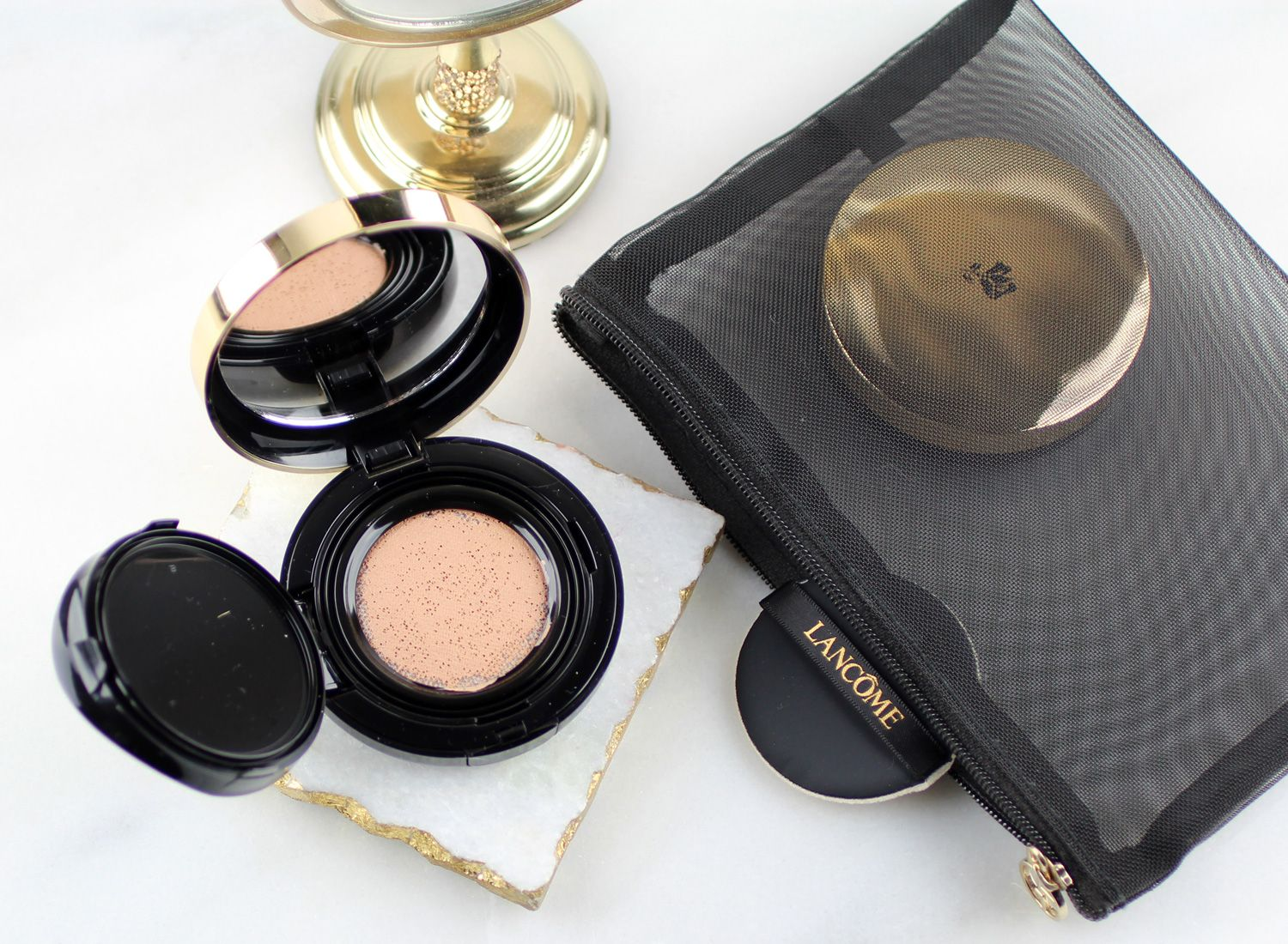 Be Flawless with Lancôme Teint Idole Ultra Cushion Foundation.