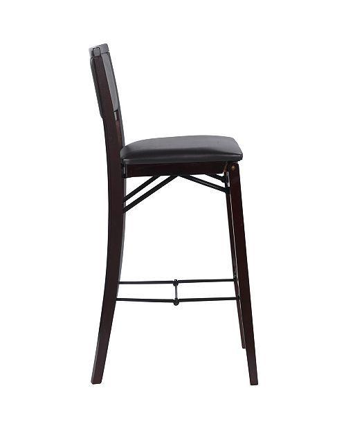 Awe Inspiring Keira Folding Bar Stool Brown In 2019 Bar Stools Bar Inzonedesignstudio Interior Chair Design Inzonedesignstudiocom