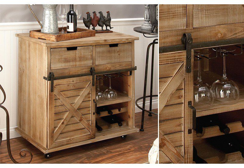 Sliding Barn Door Cabinet Media Cabinet Kitchen Cabinets Bathroom Cabinet Wood Wooden Bar Cabinet Ru Metal Storage Cabinets Door Storage Storage Cabinet