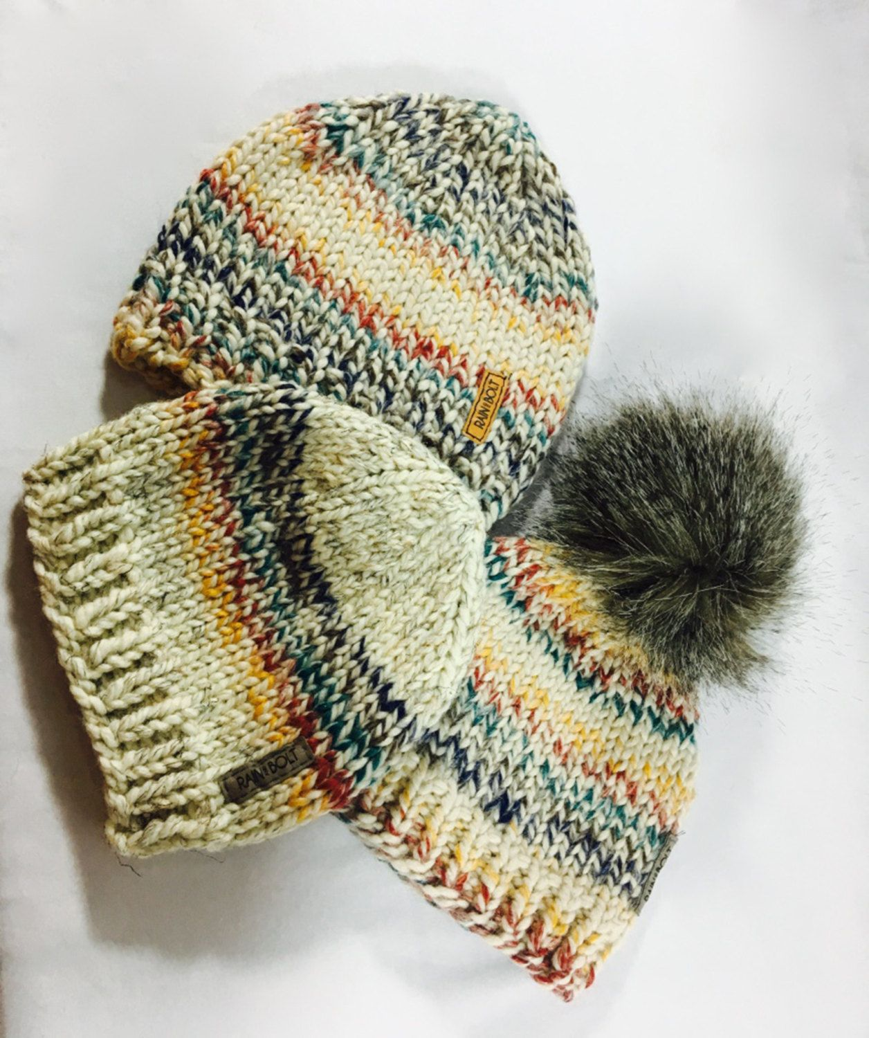 Teens hudson bay toque with over sized faux fur pompomchunky knit teens hudson bay toque with over sized faux fur pompomchunky knit teens toque bankloansurffo Image collections