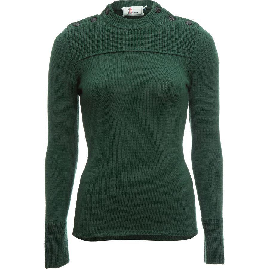 moncler maglione tricot girocollo