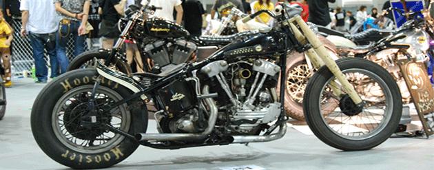 La escena de customización japonesa, Ace Motorcycle
