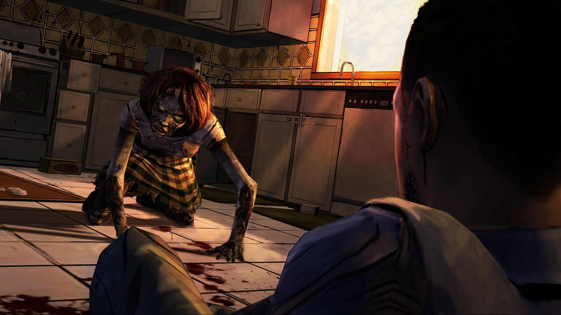 Pin by Hadi Zadeh on WD/BL style | The walking dead telltale