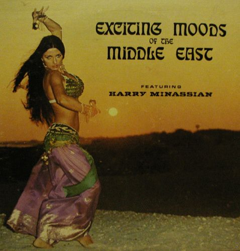 Exciting Moods of the Middle East by bellygogo, via Flickr