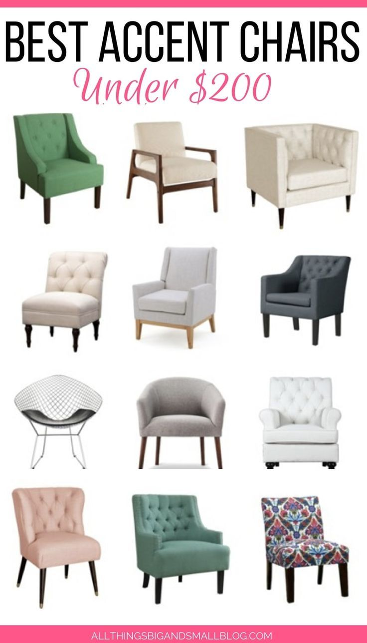 Best Affordable Accent Chairs 20 Stylish Chairs Under 200 400 x 300