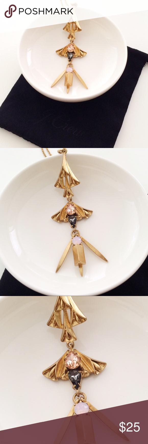 J crew pendant necklace retail gems and pendants