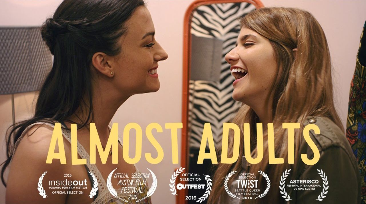 Almost Adults Teaser Web Banner