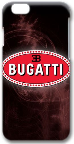 Picture Of Bugatti Logo Iphone 6 Case 3d Hard Shell Iphone6 Case