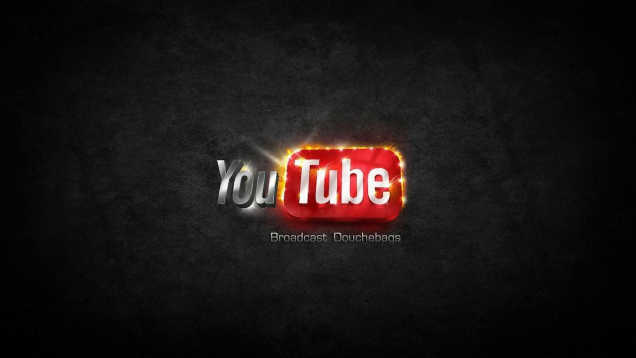 What would your YouTube channel name be? Youtube logo