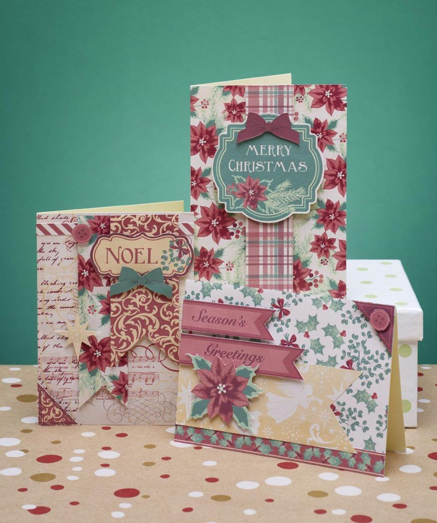 Traditional Christmas Free Printable Papers From