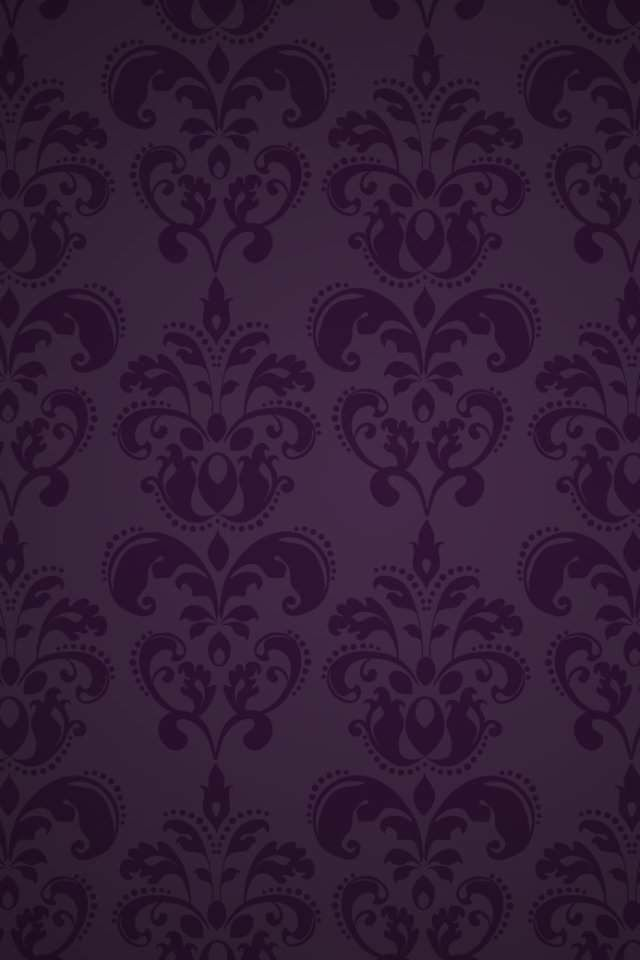 落ち着いた紫のスマホ用壁紙iphone用640960 Wallpaperbox
