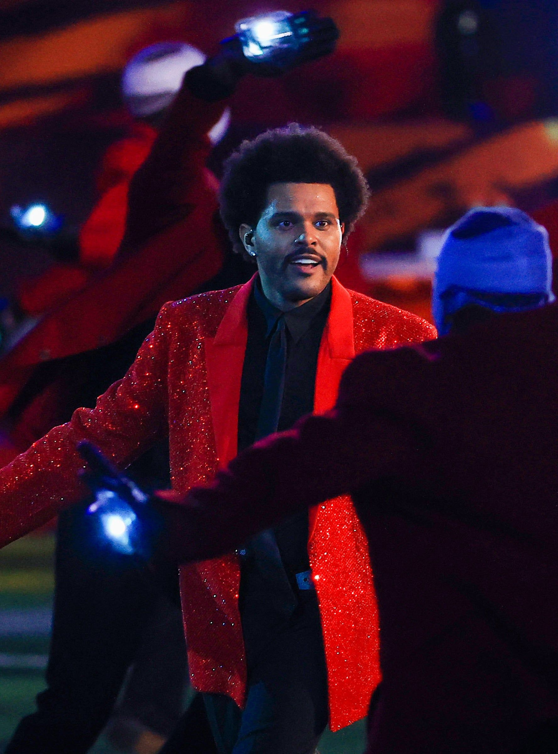 These Memes Of The Weeknd S Halftime Show Actually Won The Super Bowl In 2021 The Weeknd Halftime Show Super Bowl Winners