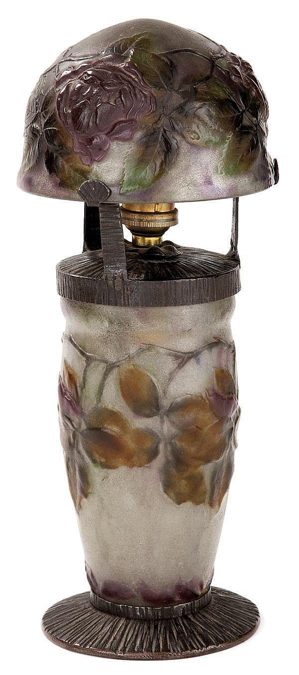Gabriel argy rousseau 1885 1953 pâte de verre