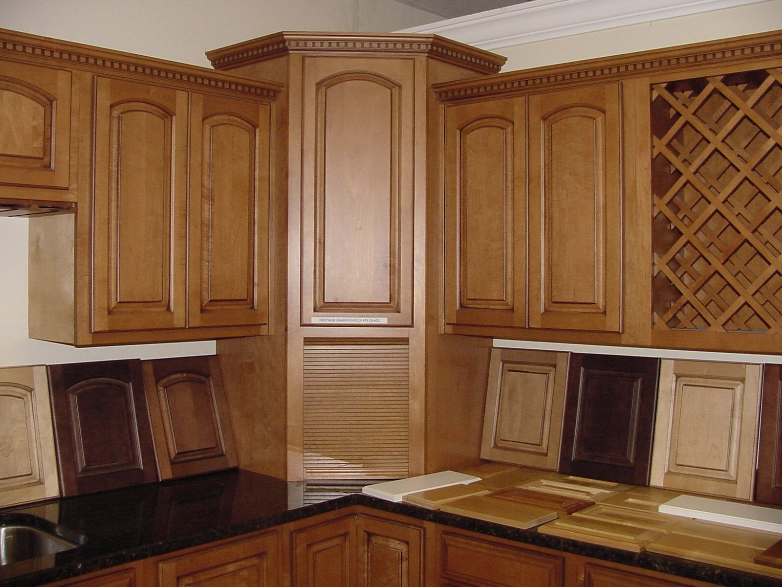 Corner Kitchen Cabinet Decoration Thrift Folding | cozinha | Pinterest
