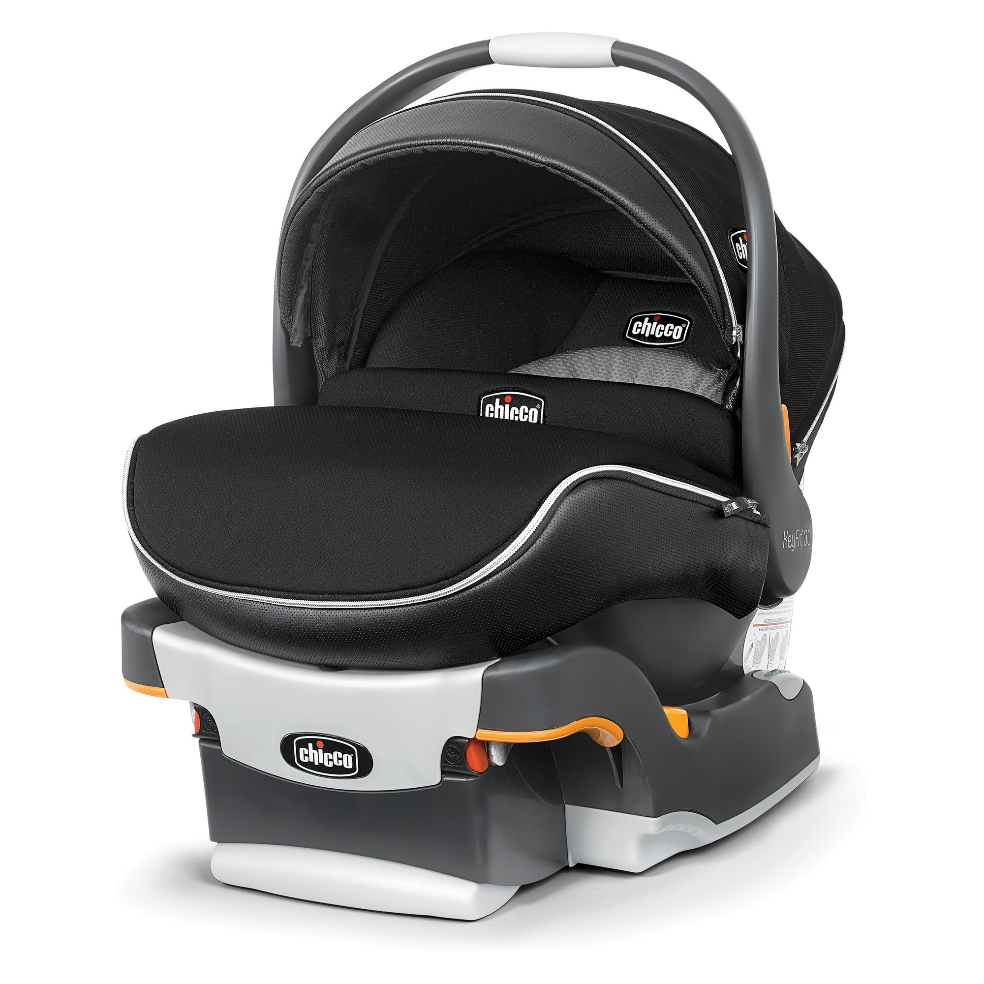 Chicco Key Fit 30 Zip Air Infant Q Collection Car Seat