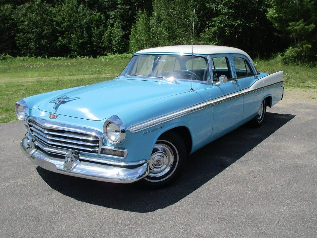 1956 Chrysler Windsor Sedan | Chrysler | Pinterest | Windsor FC ...