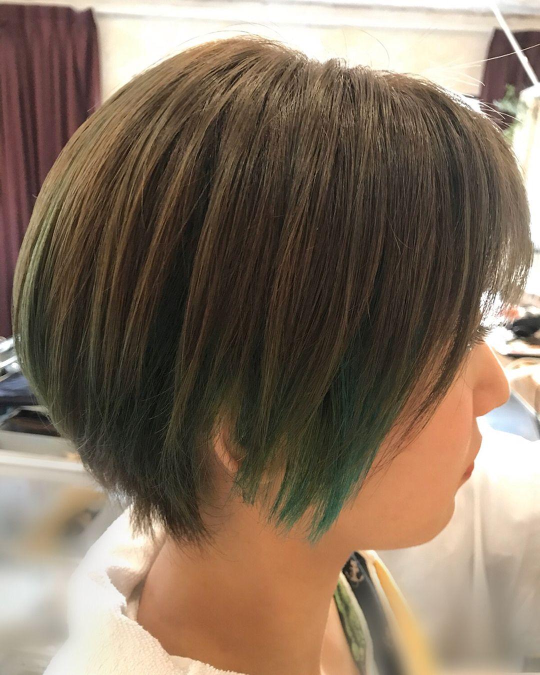 Kaoruさんはinstagramを利用しています ショートヘア