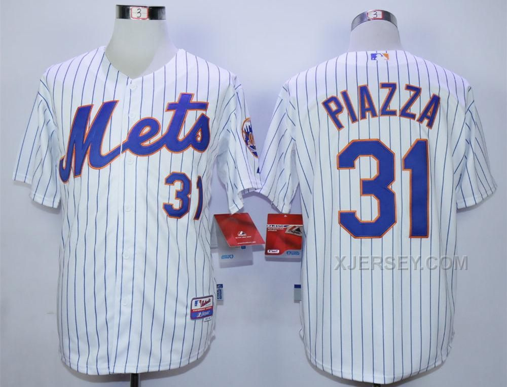 65ef3cc3c http   www.xjersey.com mets-31-mike-piazza-white-cool-base-jersey ...