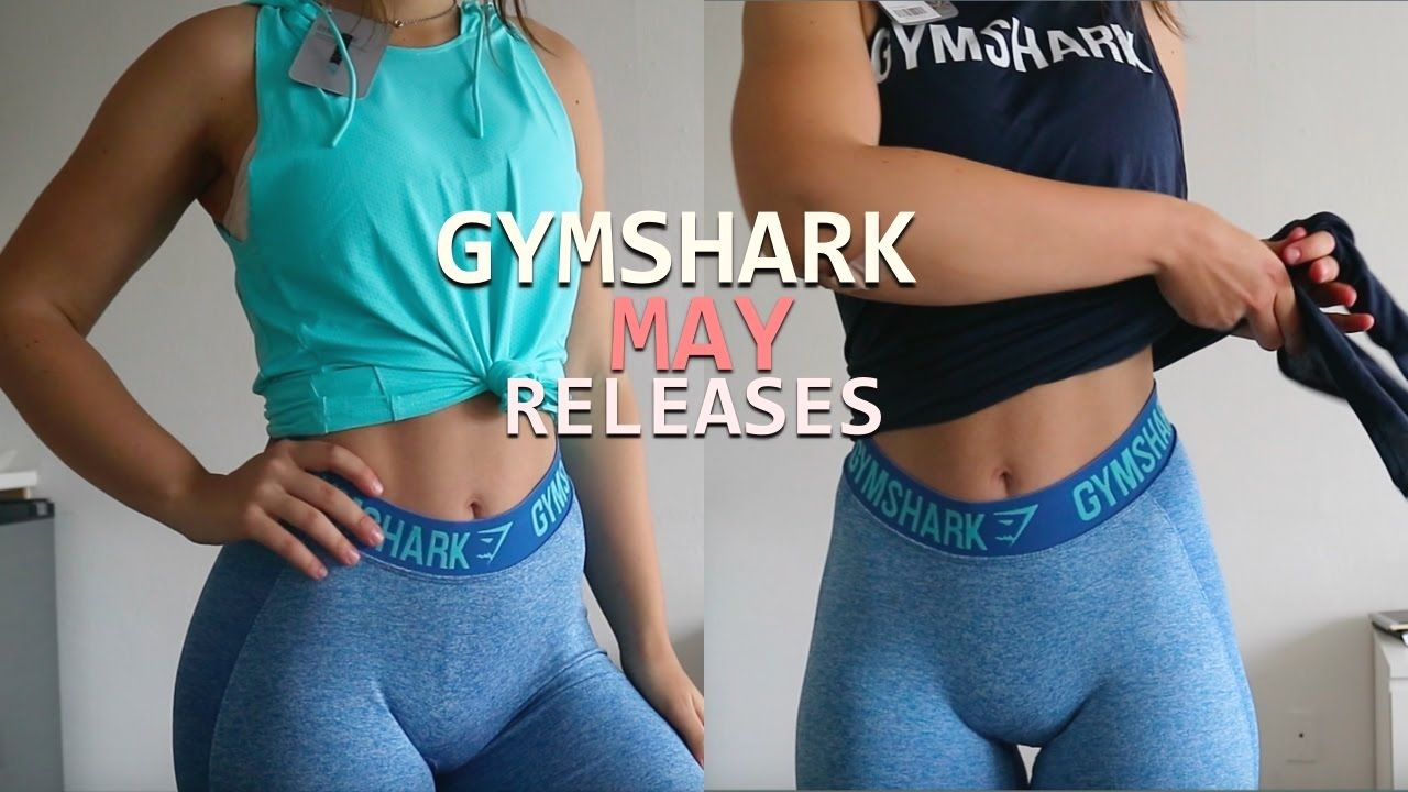 Gymshark NEW RELEASES |Try on, Sizing, & Review| #crossfiters #1upnutrition #philheath #crossfitmast...