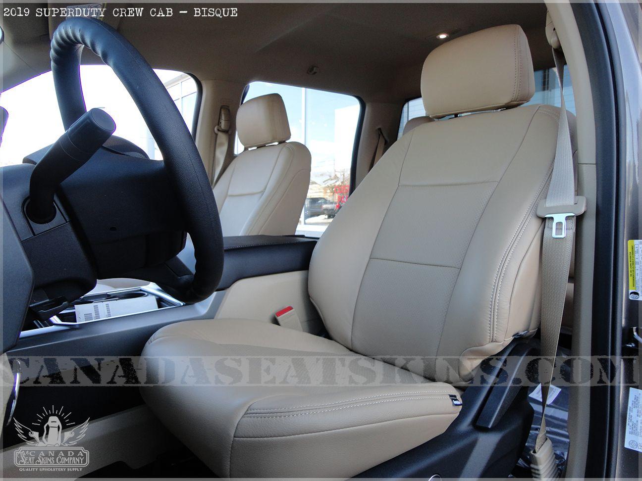 2017 2020 Ford Superduty Dealer Pak Leather Upholstery Kit