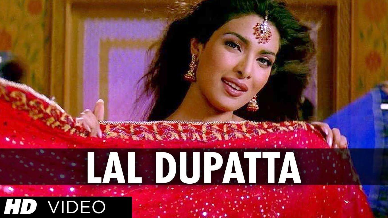 Lal Dupatta Full Hd Song Mujhse Shaadi Karogi Salman Khan Priyanka Lagu Film Youtube