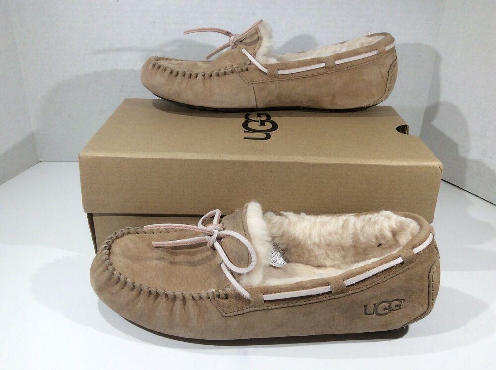 f2a05c82321 eBay Advertisement) NIB Ugg Dakota Moccasin Slippers Women's 10 MED ...