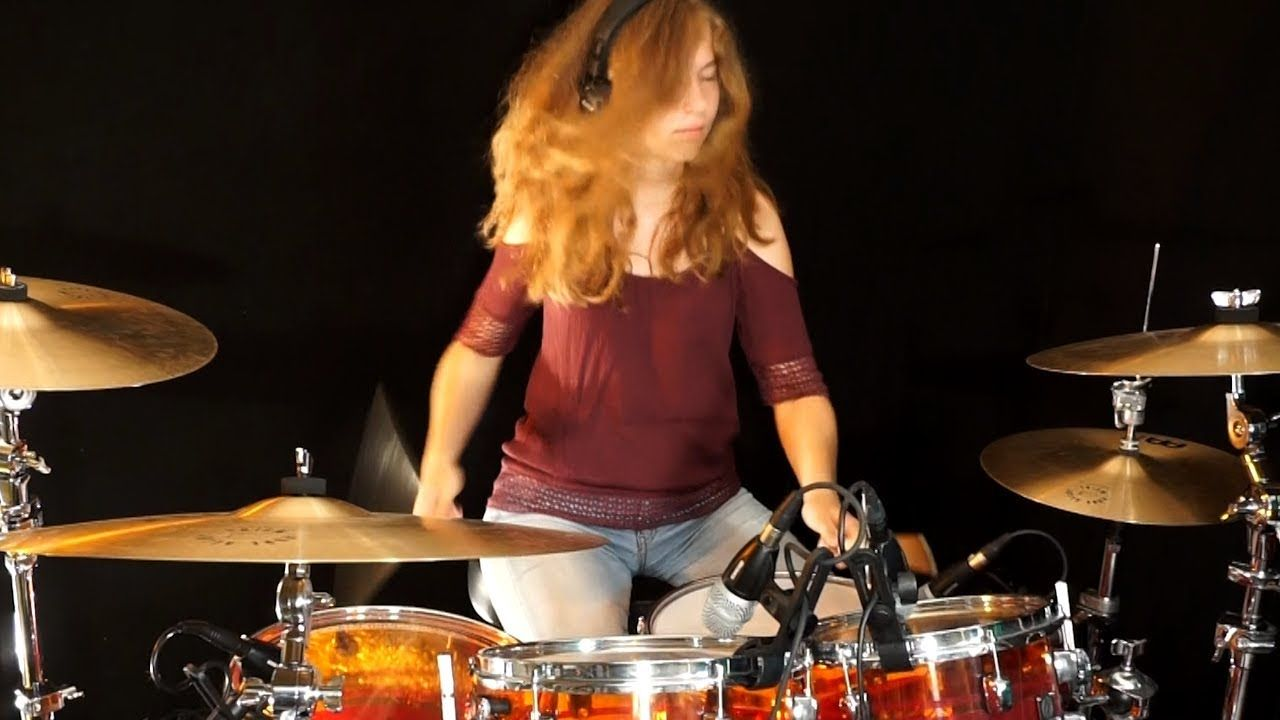 La Grange Zz Top Drum Cover By Sina Youtube With Images