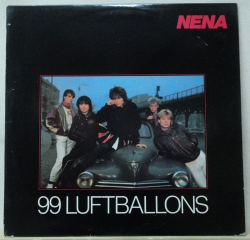 Its Nenas Video To 99 Luft Balons German For Red Balloons