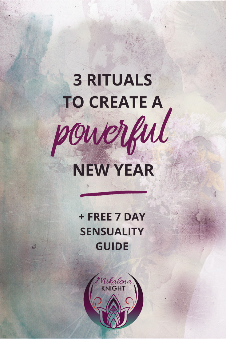 3 Rituals To Create A Powerful New Year    Beyond   Female     New year new you  New year rituals  new year intentions  intention setting  ritual
