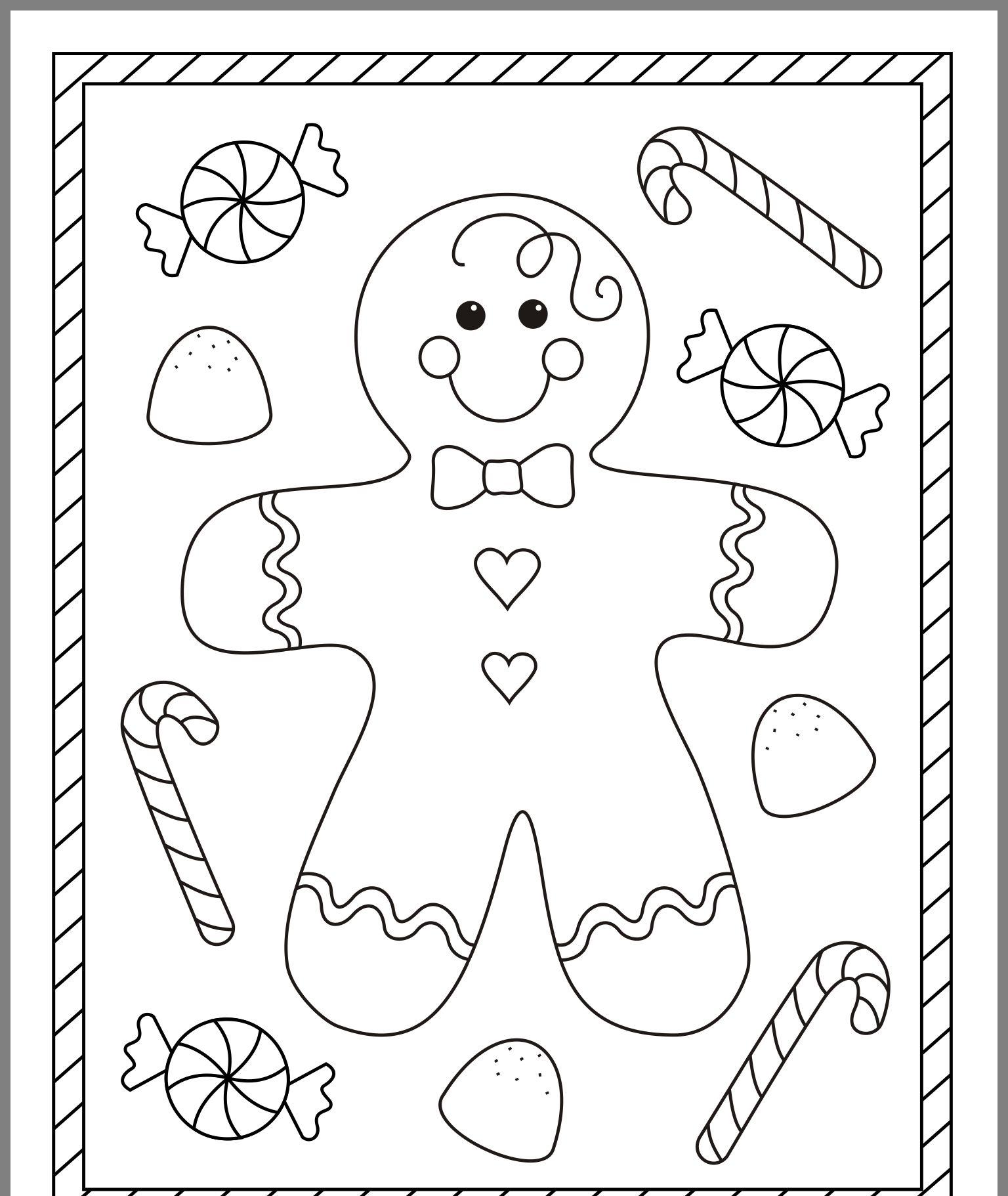 Pin By Sara Mcintyre On Christmas Printable Christmas Coloring Pages Free Christmas Coloring Pages Preschool Christmas [ 1822 x 1536 Pixel ]