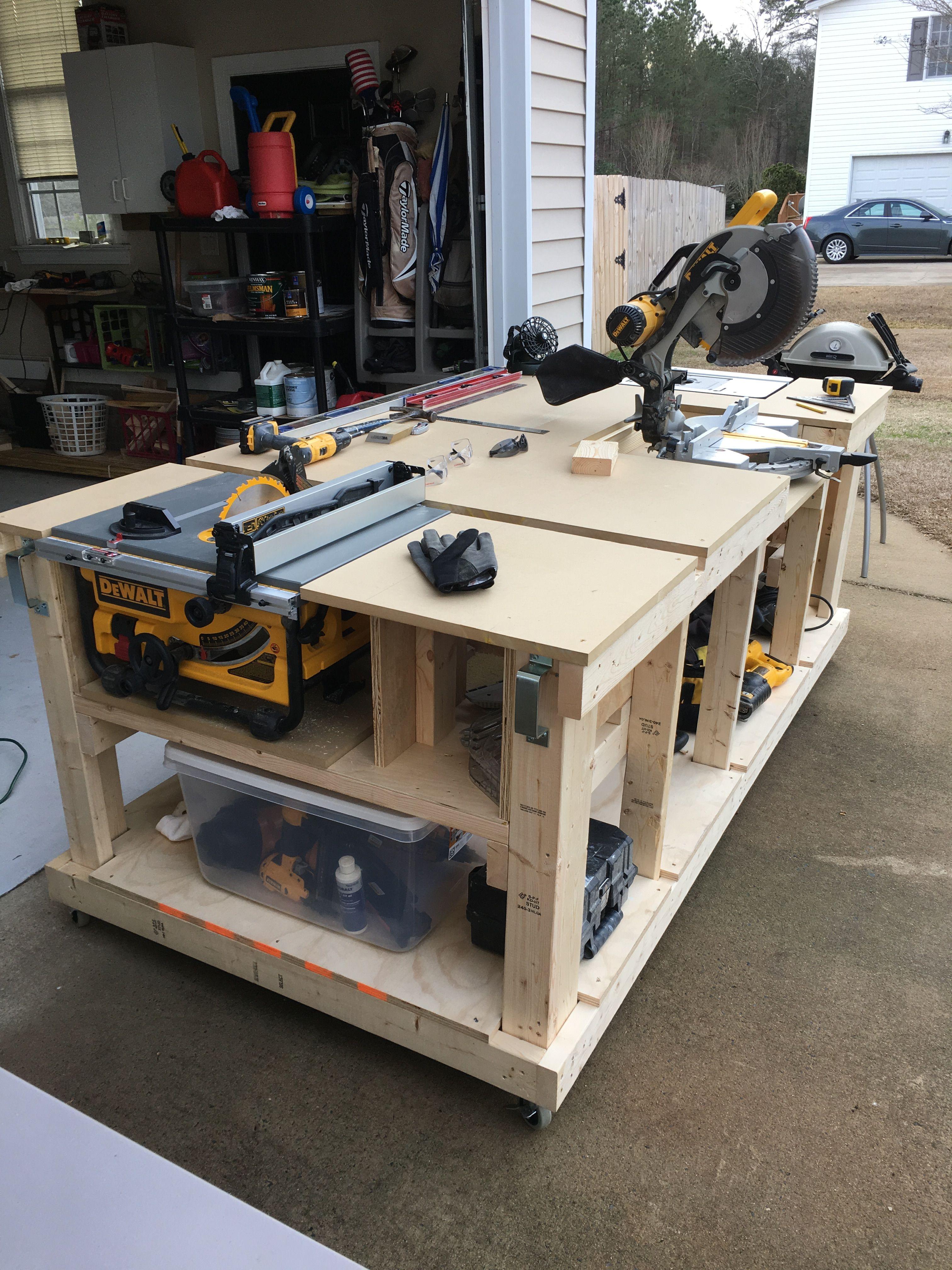 Inspiring Garage Home Decor Ideas Woodworking