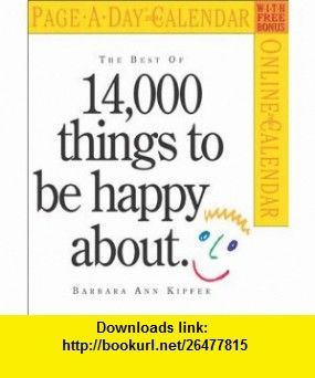 14 000 Things To Be Happy About Pdf