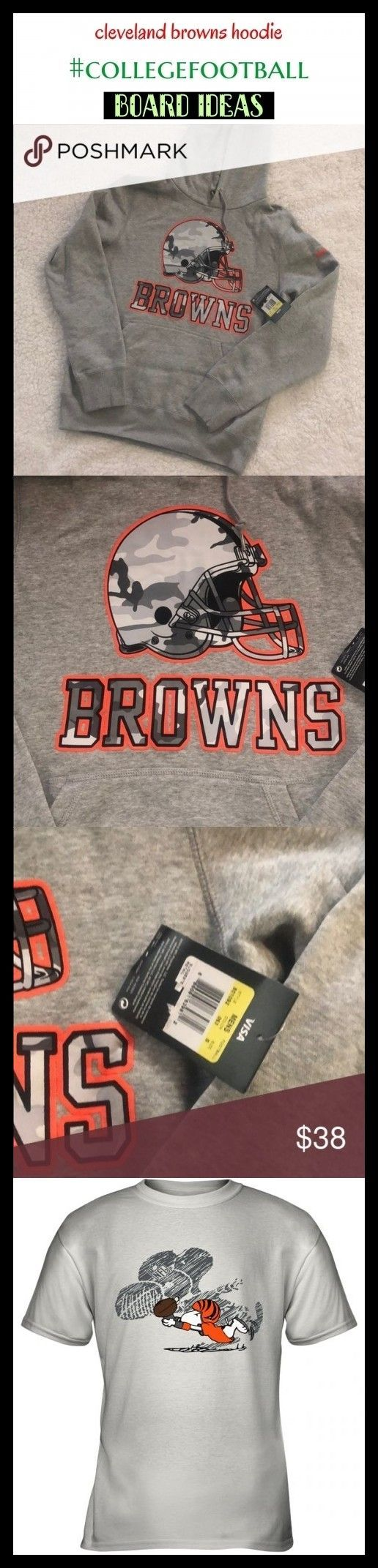 Photo of Snowboarden #cleveland #browns #crafts cleveland browns crafts, cleveland brow …