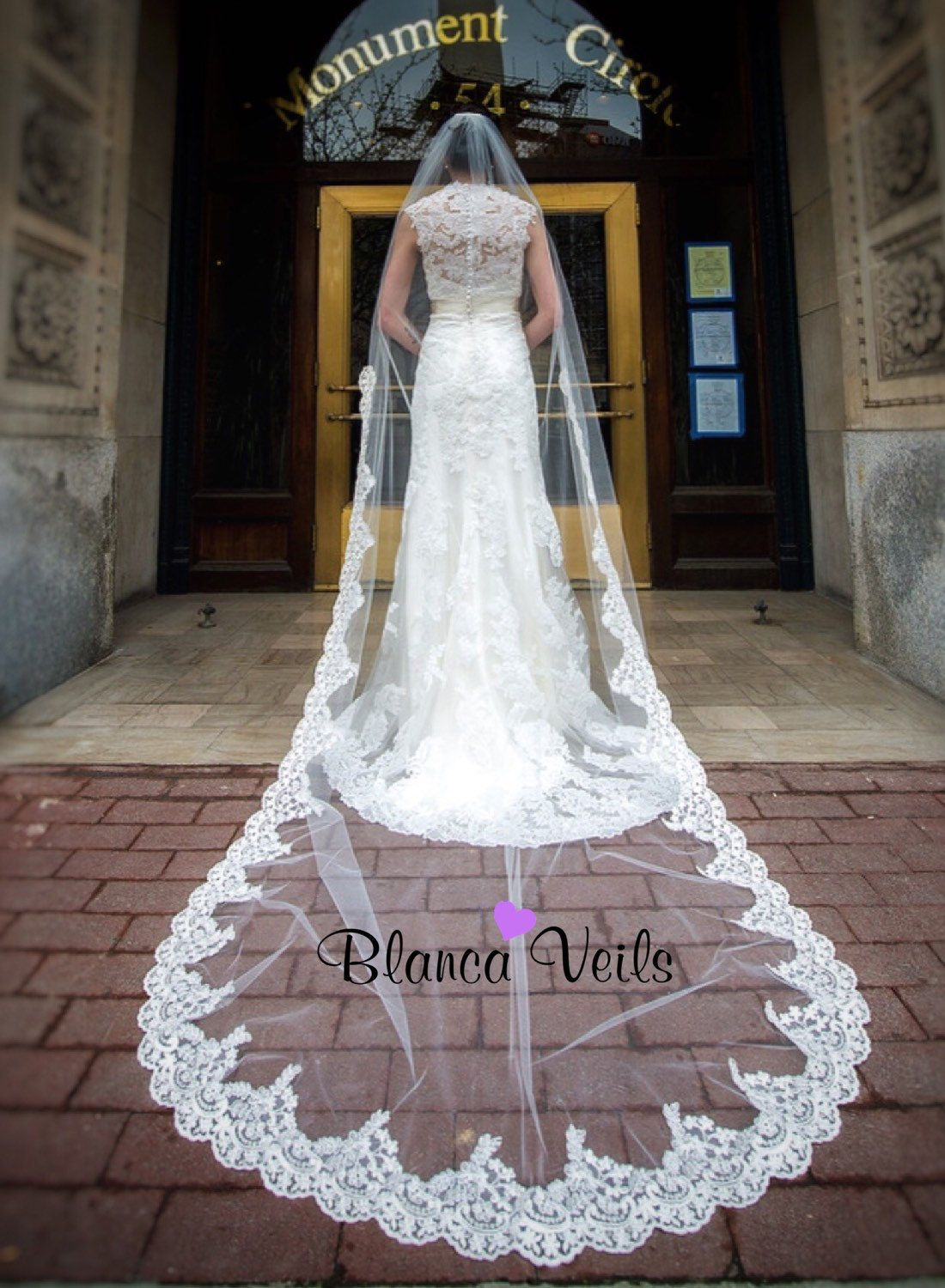 This Lady Hand Makes Wedding Veils For Brides That Are Actually Affordable AMAZING