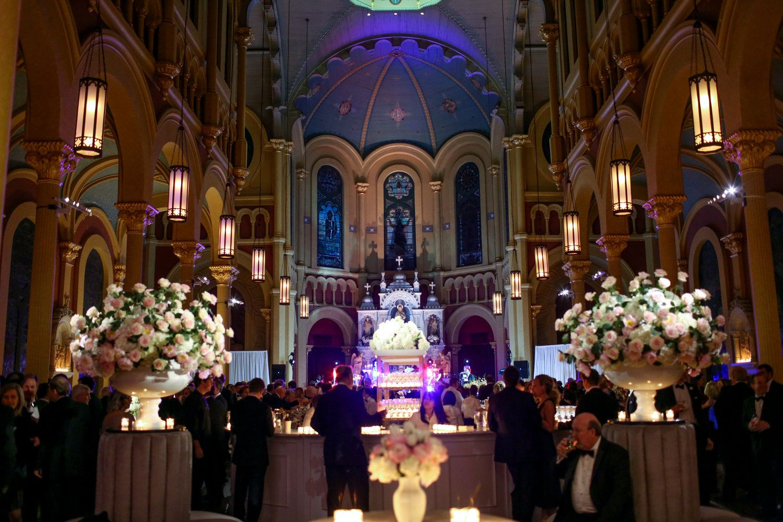 Sacred Heart Cultural Center Augusta Ga Wedding Reception