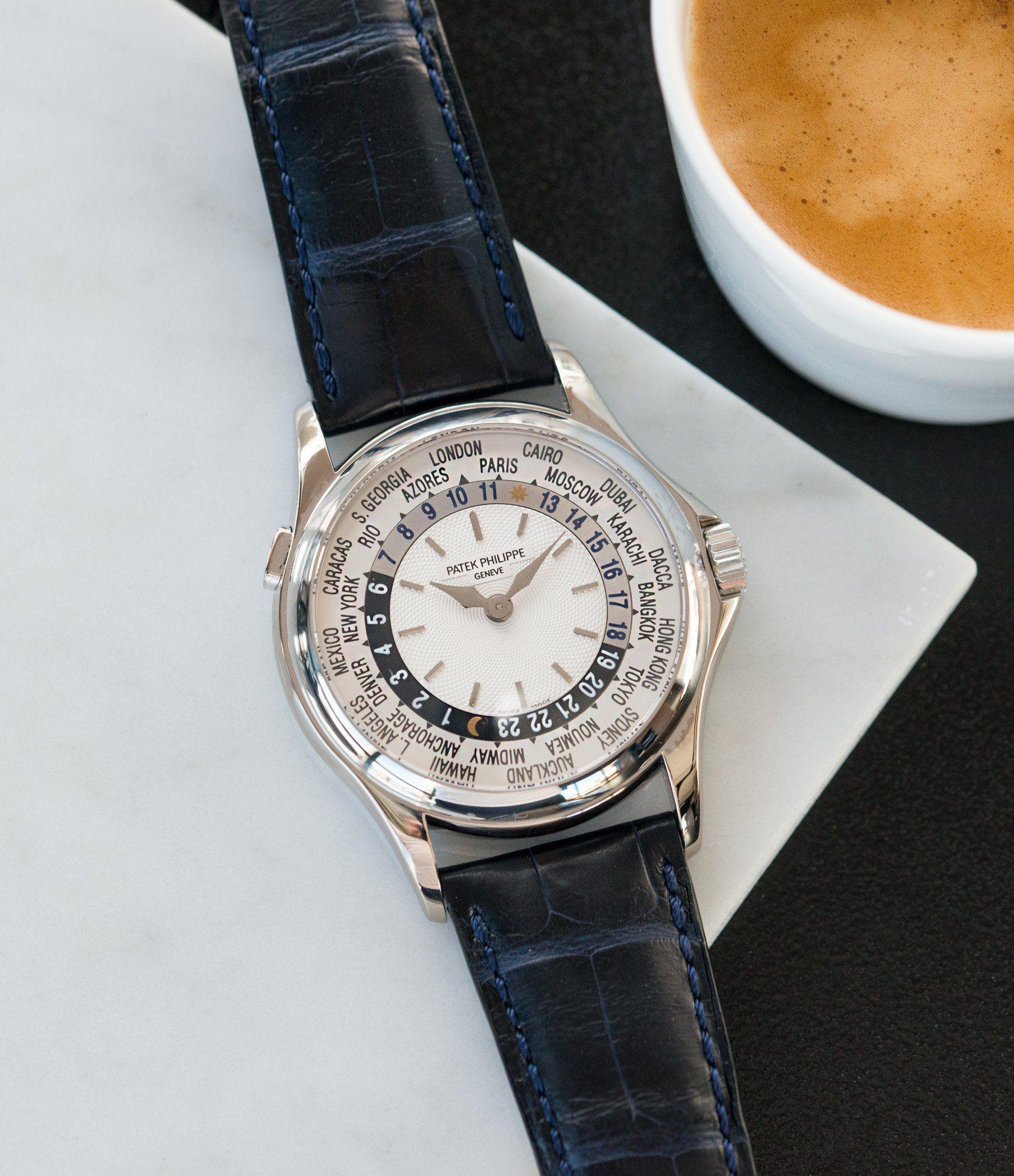 World Timer | 5110G-001 | white gold | Vintage watches