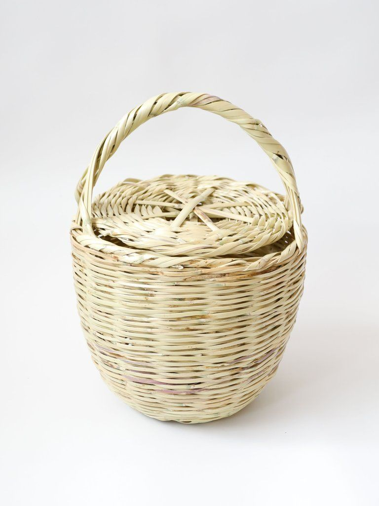 b7f8aa4bce Inspired by the basket bag that Jane Birkin carried during the 60 s and  70 s